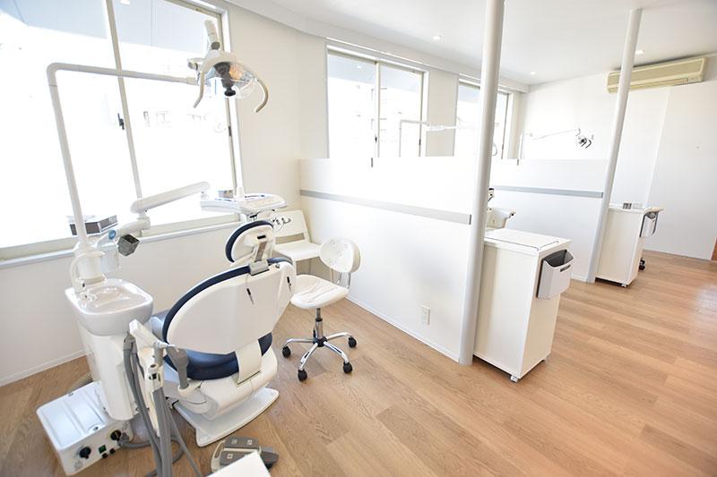 福岡市南区ケンタロウ歯科 治療室