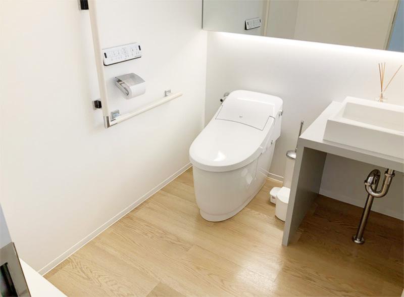 福岡市南区ケンタロウ歯科 トイレ