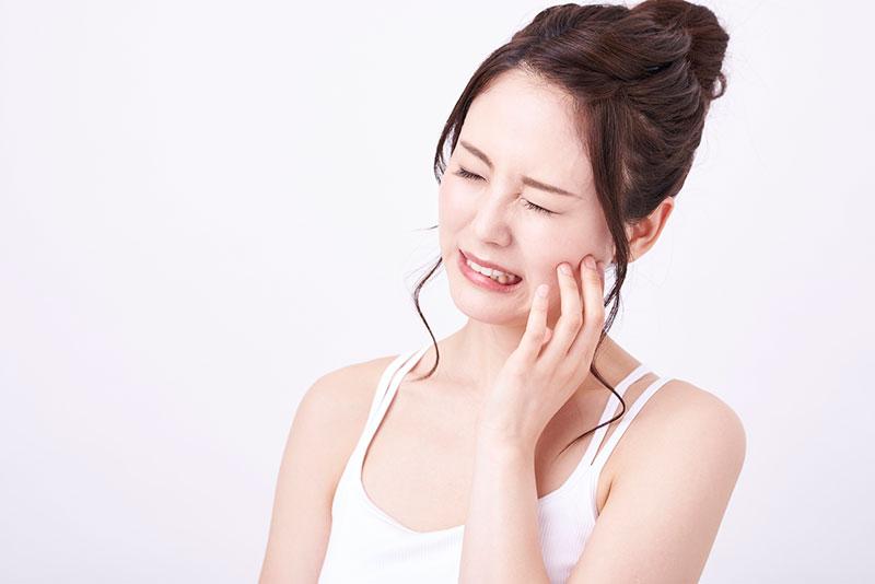 口腔外科治療 歯周病発症の進行度